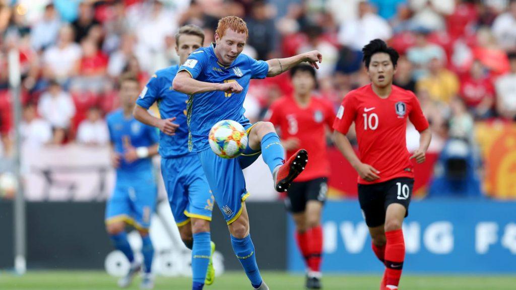 U-17: Украина с первого места выходит в элит-раунд ЧЕ