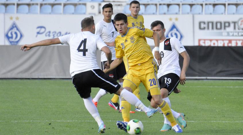 Юношеская сборная U-16 обыграла Данию во втором контрольном матче